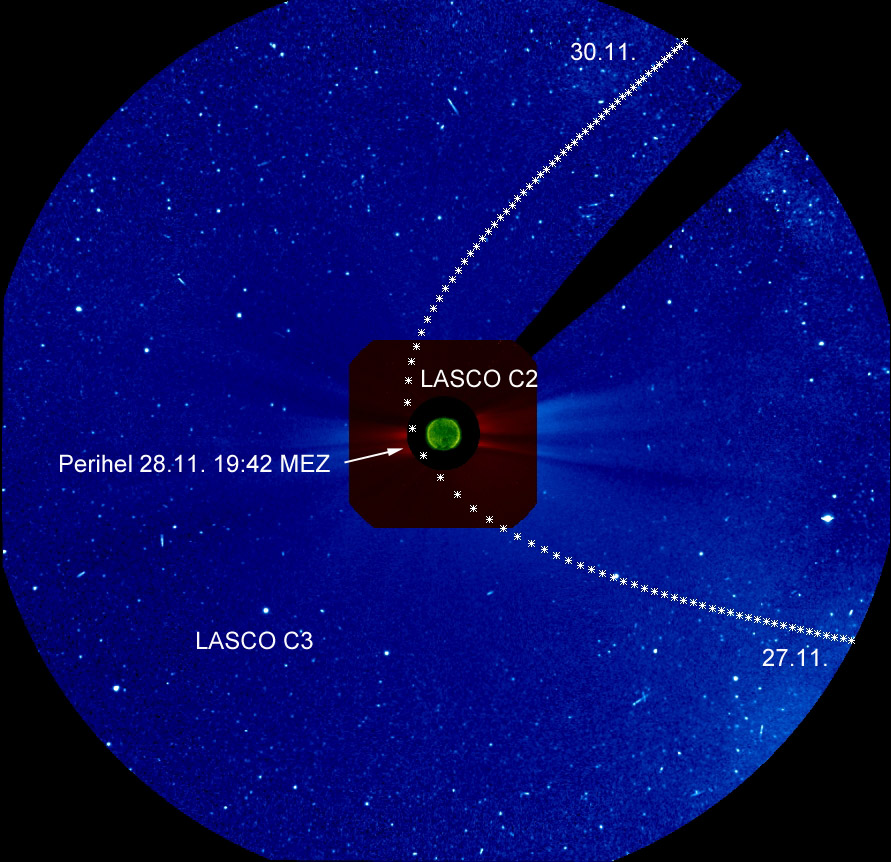 ESA/NASA/SOHO