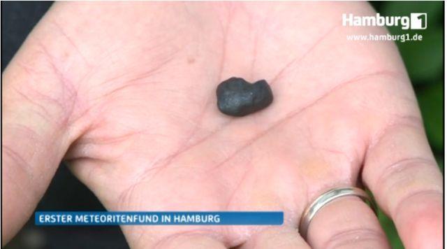 Der angebliche Verursacher. Screenshot aus dem Video von Hamburg 1.