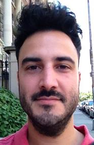 Porträt Ben Shababo