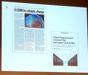 A CERN for climate change?