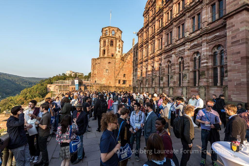 © Heidelberg Laureate Forum Foundation / Flemming – 2016