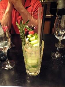 Leckere Cocktails gab es auch!  Foto: Marlene Knoche
