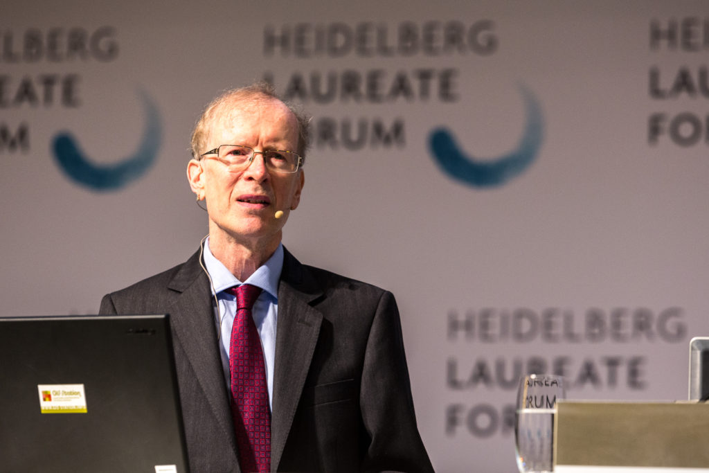 © Heidelberg Laureate Forum Foundation / Flemming – 2016