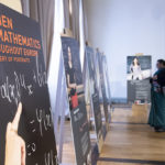 Photo from opening of Women in Mathematics exhibition, © Heidelberg Laureate Forum Foundation / Mück