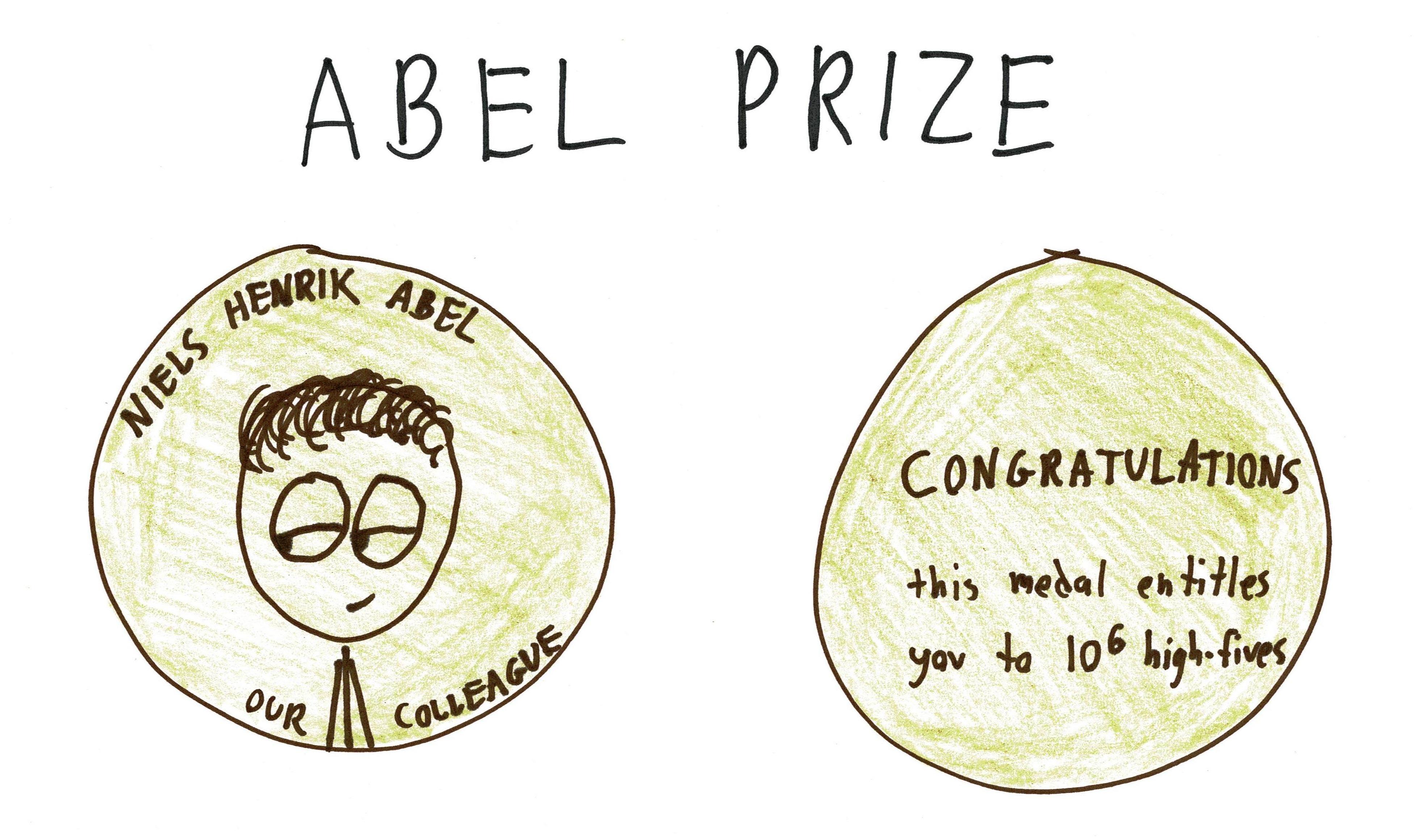 Image result for abel prize
