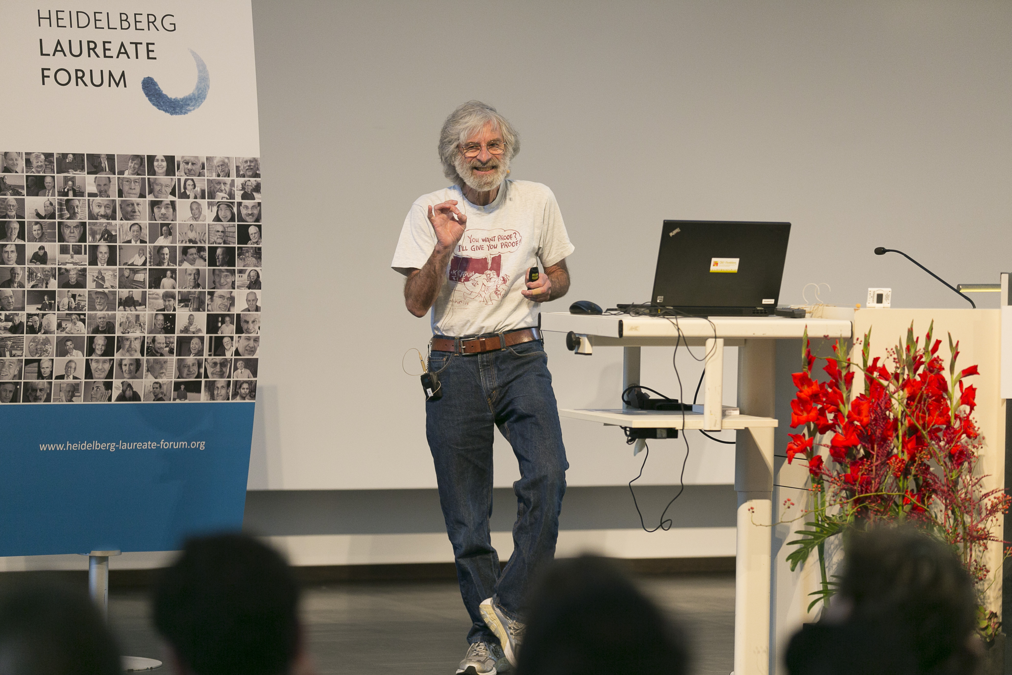 Lecture: Tuesday, September 23, 2014 – Leslie Lamport