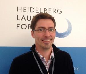 Michael Dorr beim HLF14 - Bild: Lugger