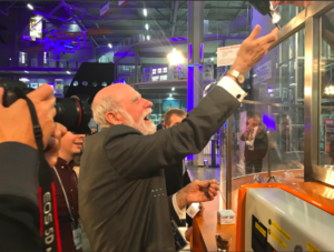 Vint Cerf HLF 2018