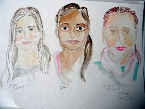 Zeichnung: Marlene Knoche