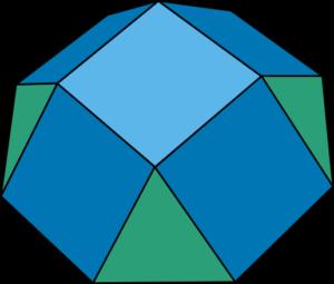Square cupola