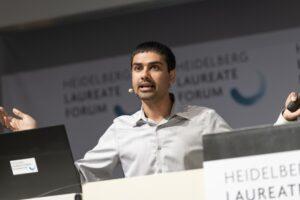 Shwetak Patel Speaks at HLF 2019