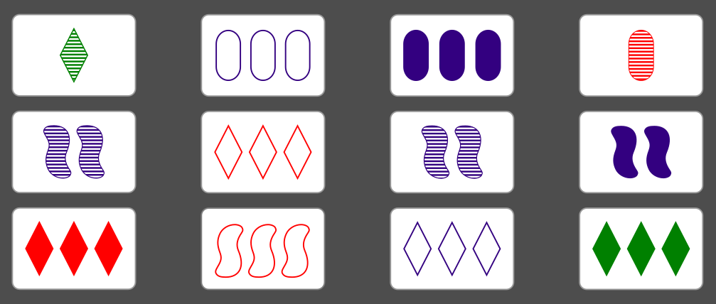 Examples of non-valid SETs