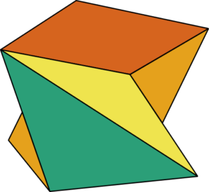 Square antiprism