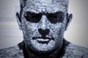 Alan Turing-Skulptur