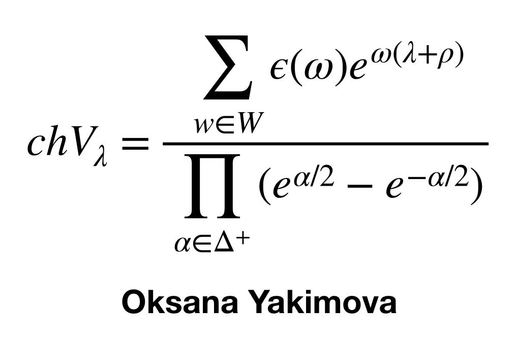Oksana Yakimova