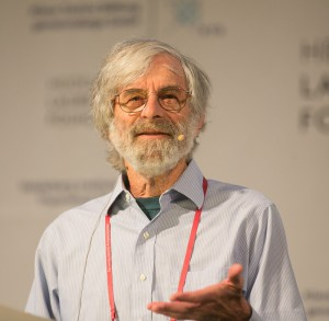 Leslie Lamport speaking