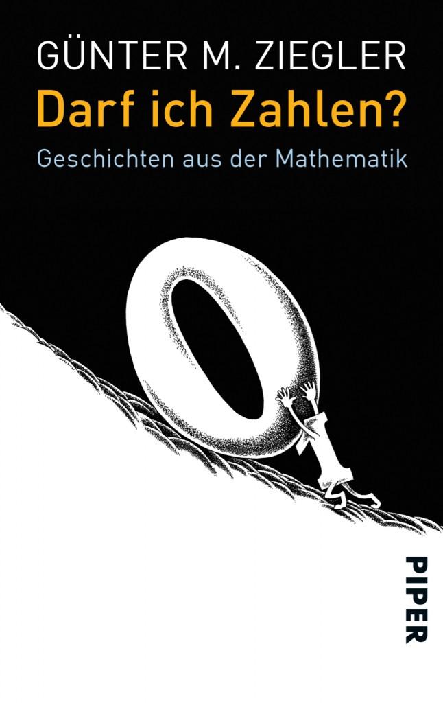 Darf ich Zahlen (Buchcover)