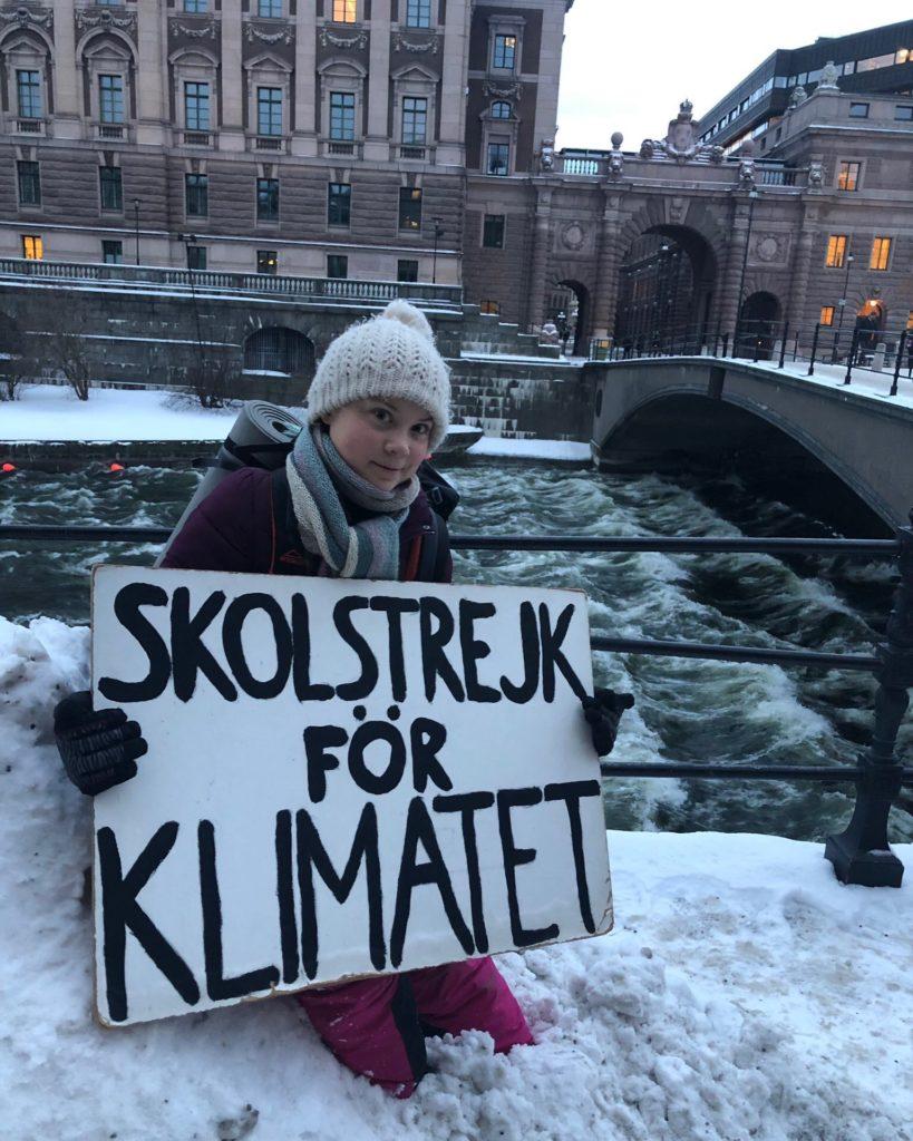 #FridaysForFuture - Schüler kämpfen für Klimaschutz » KlimaLounge » SciLogs - Wissenschaftsblogs