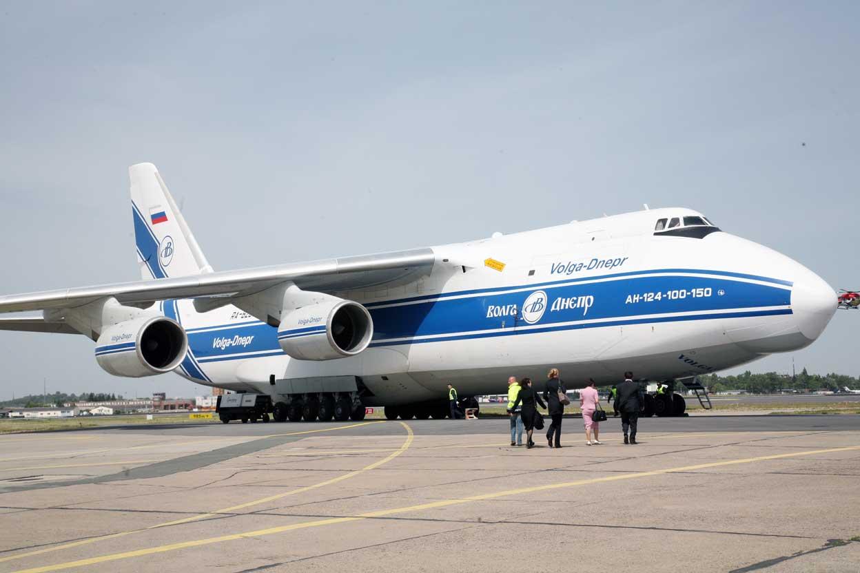 Der Flugzeug