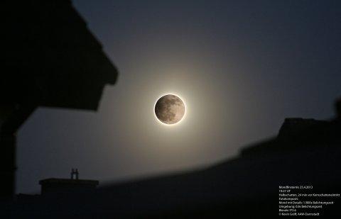 Mondfinsternis 25.4.2013 Komposit