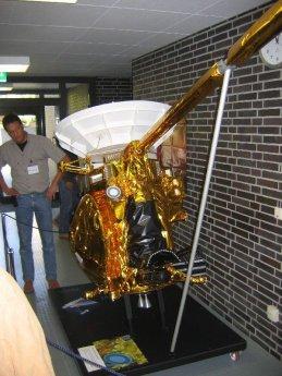 Cassini-Huygens Modell