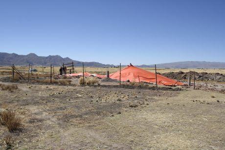 Krater von Carancas, 28.5.2008