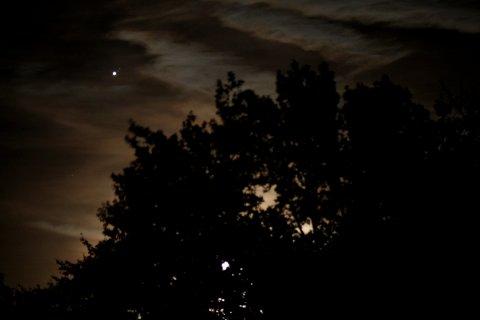 Jupiter mit Callisto, Io und Ganymed am 5.10.2012, Quelle: Michael Khan