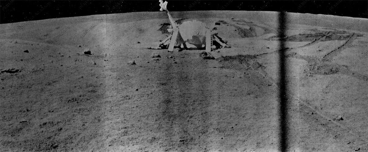 luna lunokhod 9 - photo #42