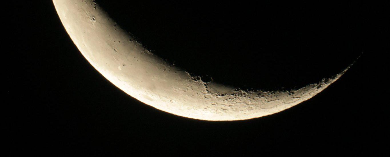Moon, Dortmund, 27.09.2016, 05:56 UTC+2, MC127/1500, Canon EOS1200D, ISO800, 1/20s