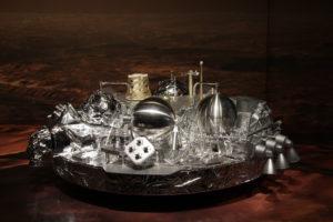 Schiaparelli, EDM Lander, ExoMars, Modell