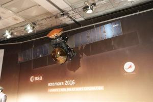 ExoMars, Trace Gas Orbiter, Modell