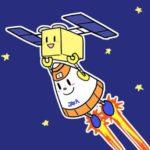Hayabusa 2, Cartoon. Credit: JAXA