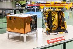 Hayabusa 2, MASCOT Lander, Credit: JAXA