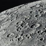Mondoberfläche Quelle: NASA