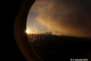 (Fast) jeden Tag scheint die Sonne 12 Stunden lang, Sommer wie Winter. Regen fällt meist nur für kurze Zeit, und dann auch noch meist unbemerkt.