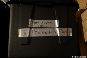 Und zum Abschluss: Meine Lieblingsbox am Ende der Vorratsregale :)