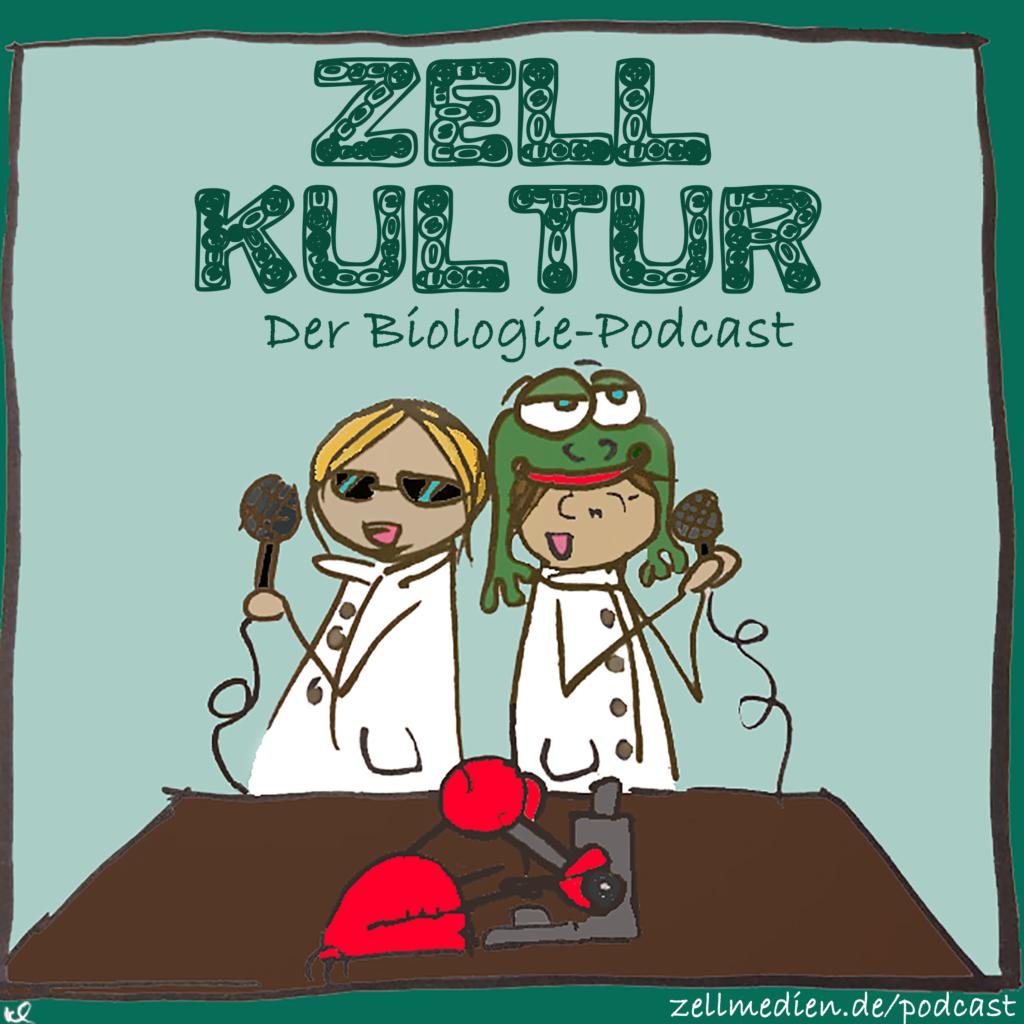 ZellKultur Podcast Cover