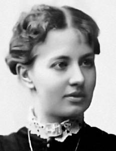 Sonia Kovalevskaya