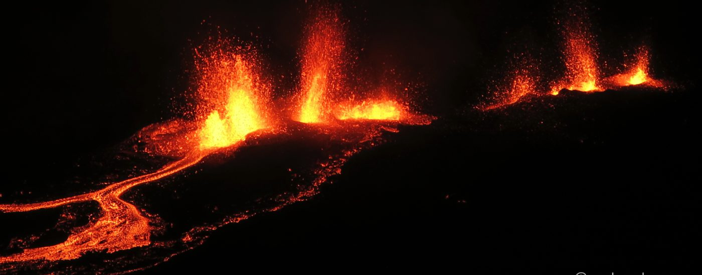 U201cVolcan La Pétéu201d U2013 Vulkanausbruch Auf La Réunion In Bildern