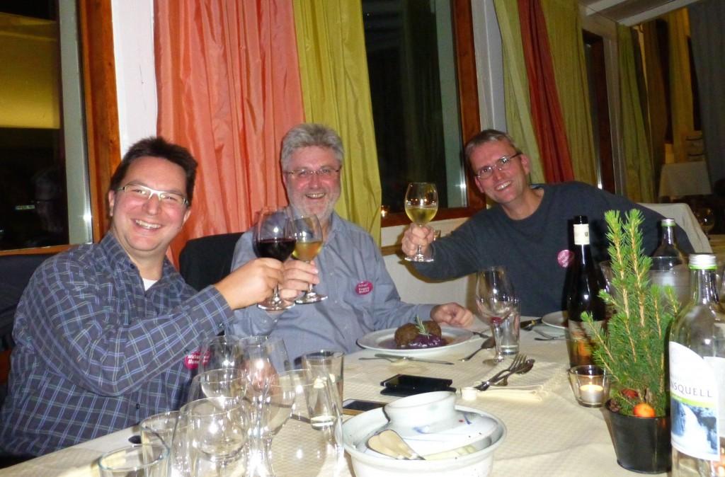 #scilogs14 - Michael Blume - Eugen Reichl - Stefan Oldenburg