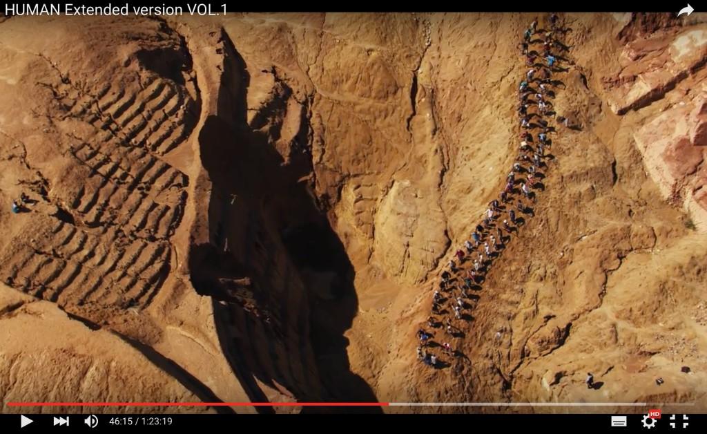 Szene aus HUMAN: Diamantenmine in Madagaskar