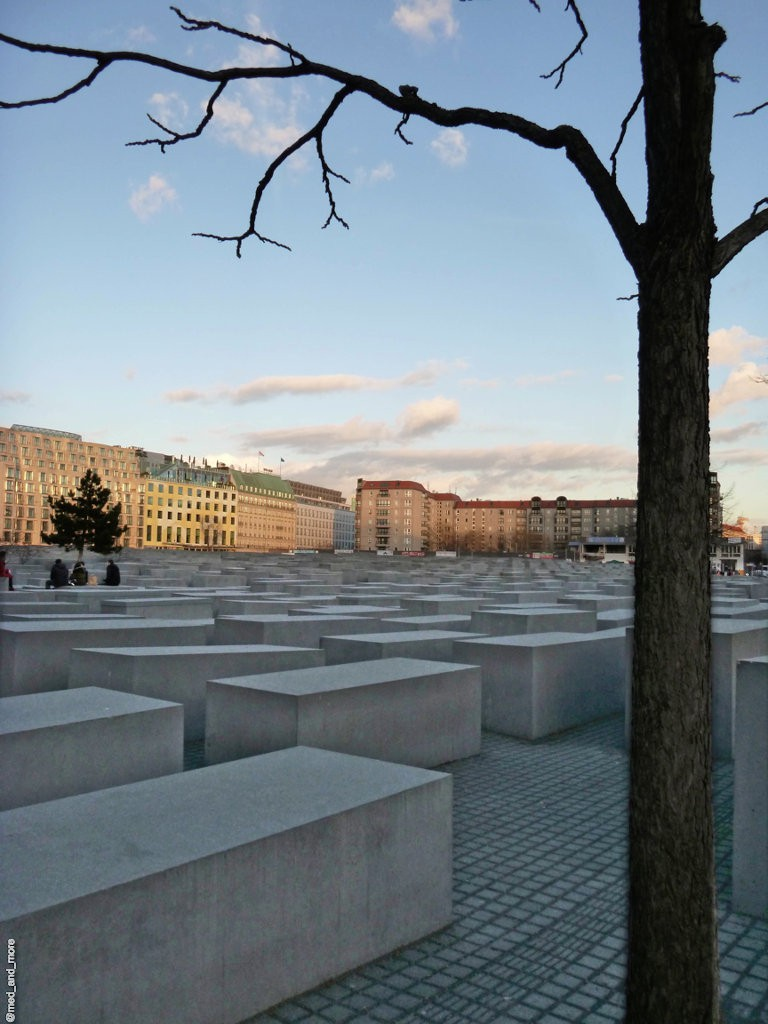 Holocaust-Mahnmal @med_and_more_lzn