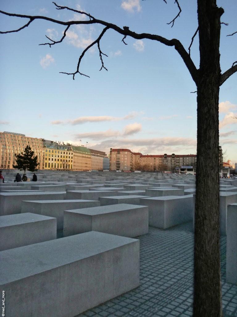 Holocaust-Mahnmal @med_and_more_lzn