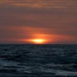 Einladung zum Nachdenken über die Seele. Hier mit einem Sonnenuntergang auf der niederländischen Insel Texel, der mich im Frühjahr inspirierte.
