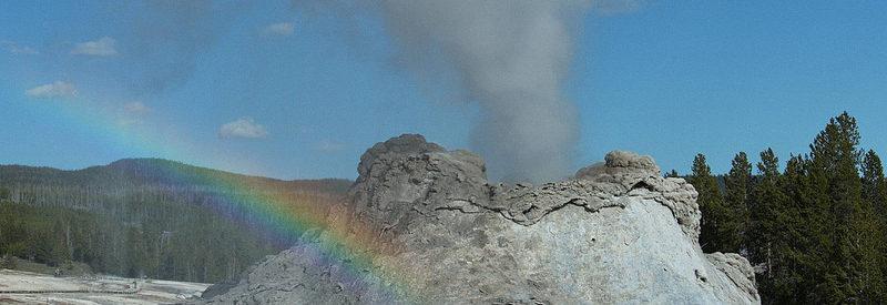 Yellowstone Vulkan