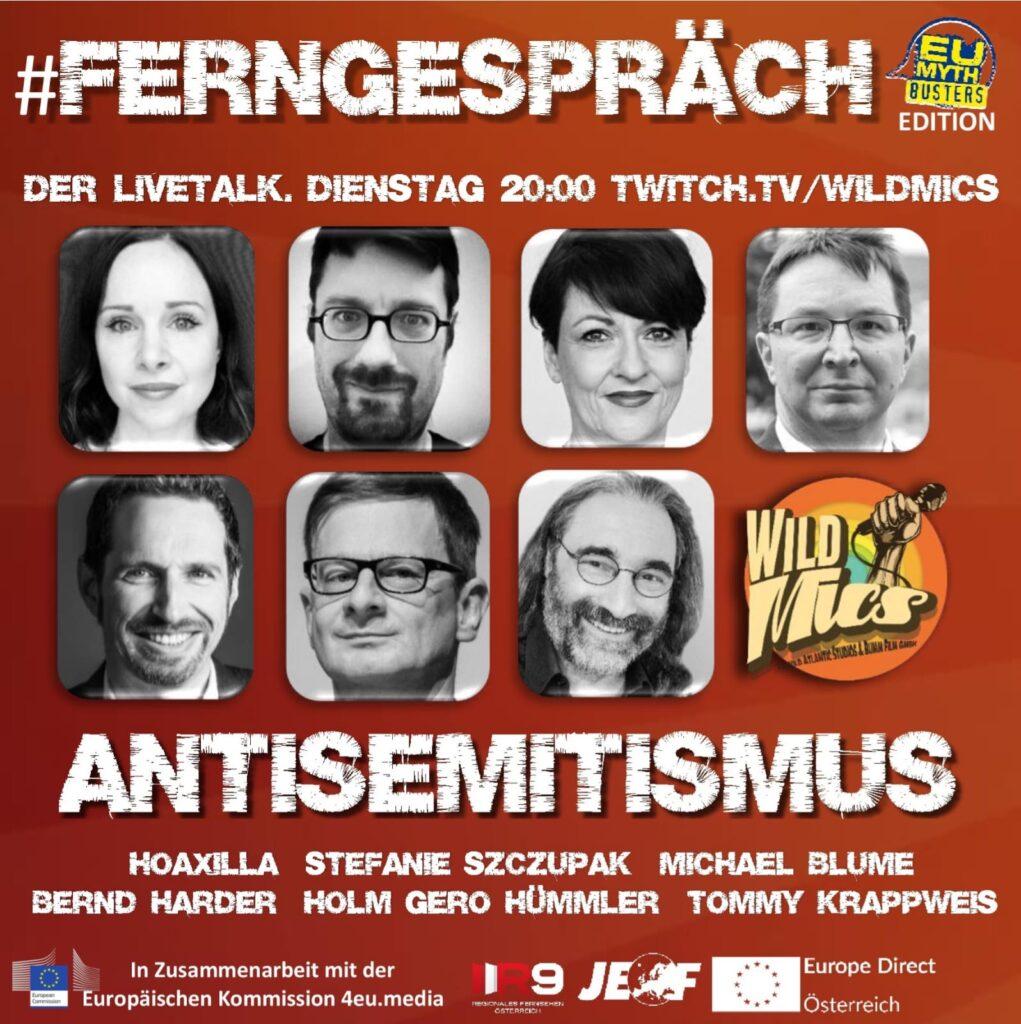 Ferngespräch 73 zu Antisemitismus