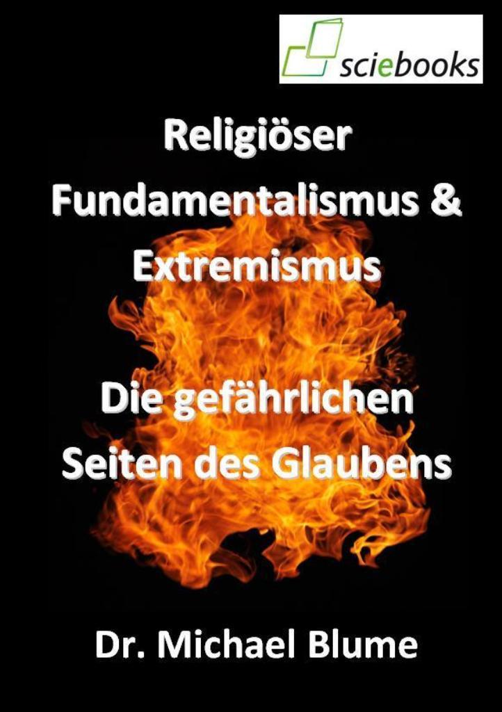 ExtremismusFundamentalismussciebookBlume