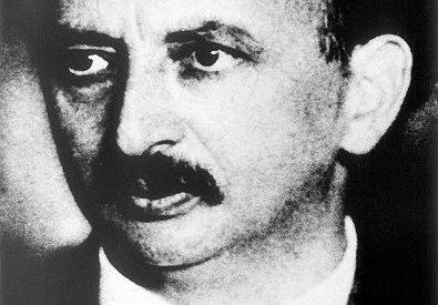 Ludwig Marum, Rechtsanwalt, SPD, Mitglied des Badischen Landtags, MdR, Bad. Staatsrat * Frankenthal 5.11.1882 + Kislau 20.3.1934
