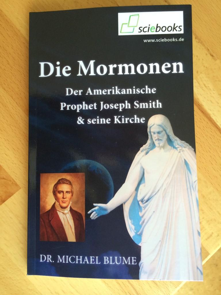 MormonenBlumeTaschenbuch