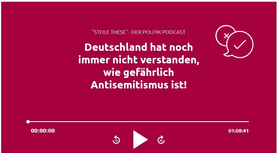 Das häufige Vergessen - Antisemitische Anschläge in Deutschland nach 1945 » Natur des Glaubens » SciLogs - Wissenschaftsblogs